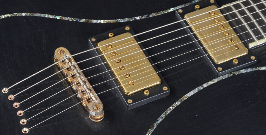 William DuVall Talisman #18-3791 - Aged Gold Hardware