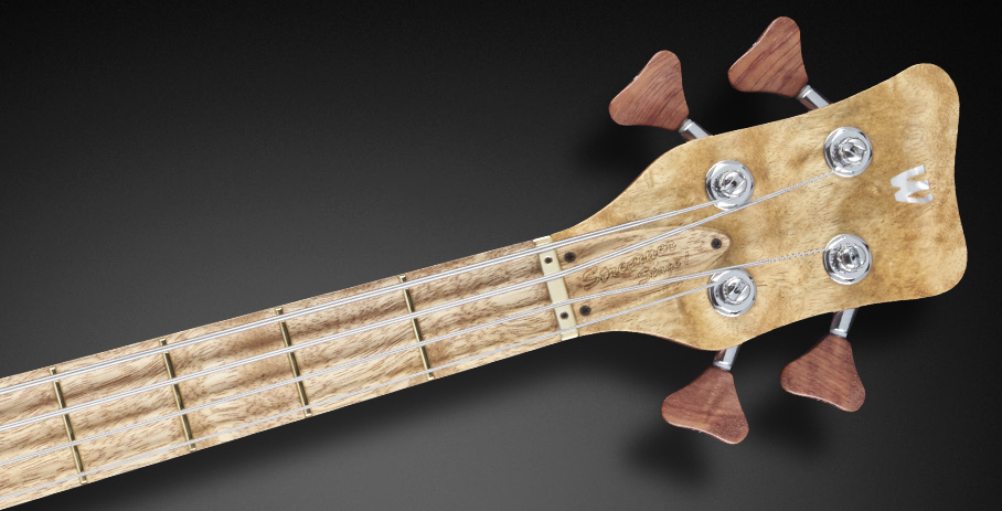 Streamer Stage I #17-3404 - Matched Headstock